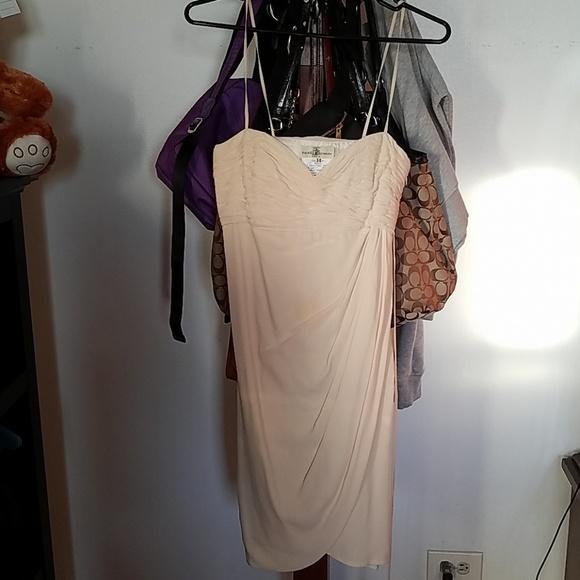 b8ff5422 Pierre Balmain Dresses | Ivory Silk Dress | Poshmark